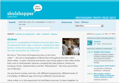 Shulshopper