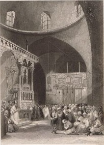 Istanbuli Synagoge Jerusalem