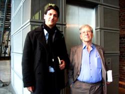 Amos Oz & Chajm