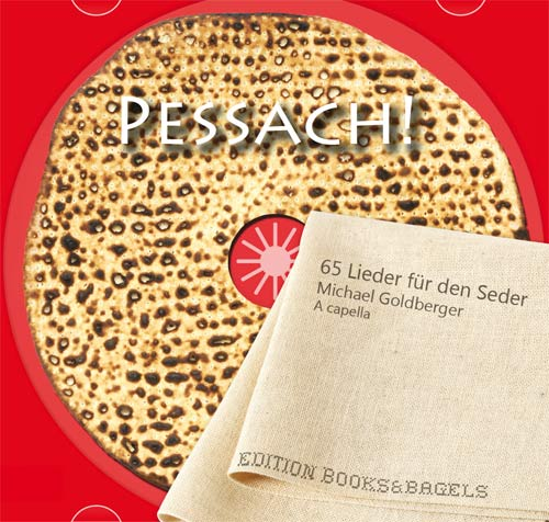 Pessach! Cover