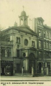 Tiergarten Synagoge