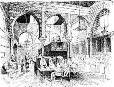 Synagoge von Algiers