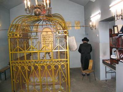 Lizhensk Grab von Rabbi Elimelech