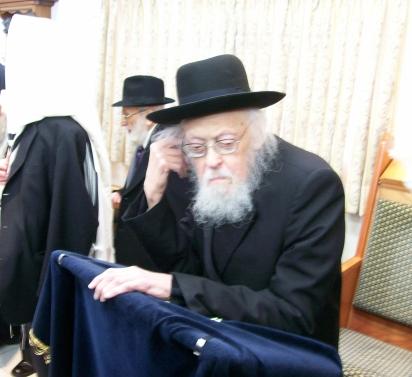 Rav Schlomo Eliaschiv