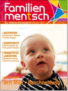 Cover Familienmentsch