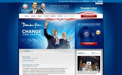 Website Obama