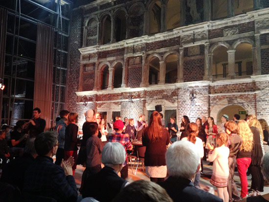 Konzert Klezmerworkshop